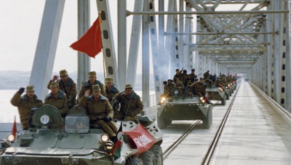 ΕΣΣΔ_Αφγανιστάν