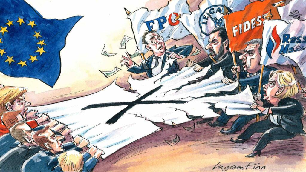 web_European far right parties